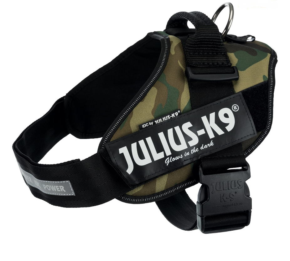 Julius K9 IDC Powerharness  Khaki M-L order cheap