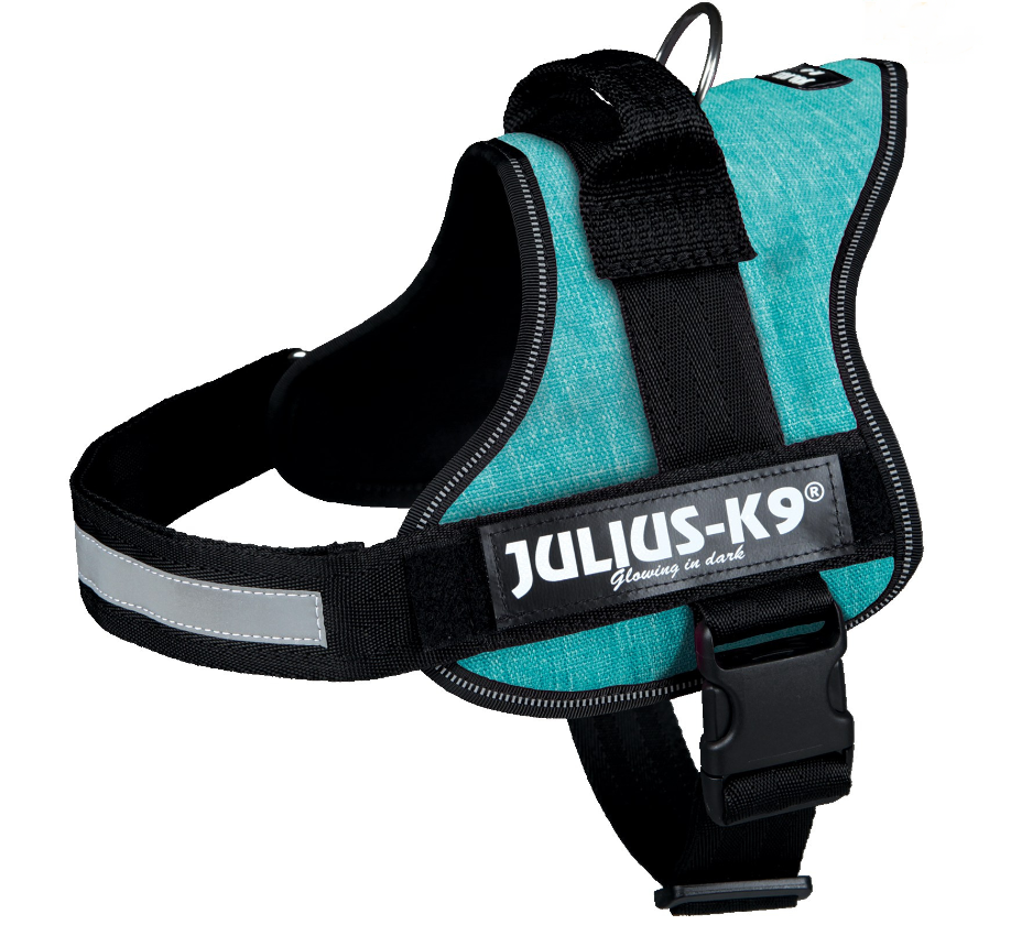 Julius K9 PowerArneses  Aqua M-L