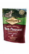 Hairball Control Adult Cat Duck & Pheasant 400 g