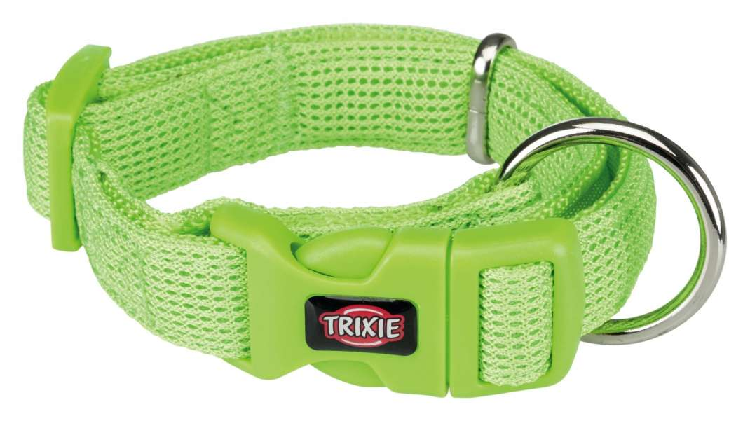 Trixie Comfort Soft Collar  Light green XS-S order cheap