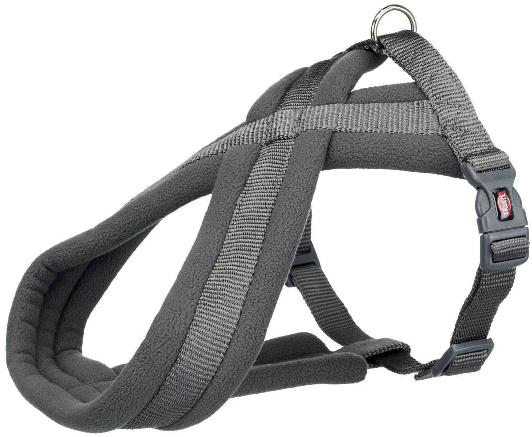 Trixie Premium Touring Harness Grey L-XL buy online