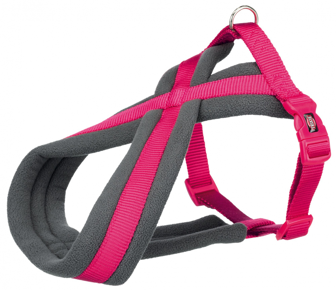 Trixie Premium Touring Harness Hot pink L-XL buy online