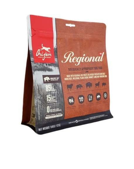 Orijen Regional Red Whole Prey 340 g