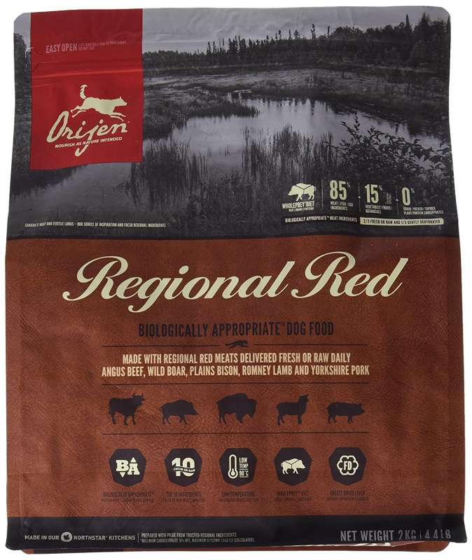 Regional Red Whole Prey 2 kg