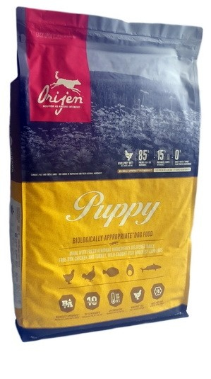 Orijen Puppy Whole Prey  11.4 kg