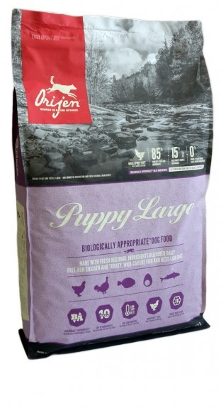 Orijen Puppy Large Whole Prey  11.4 kg