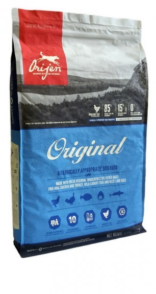 Orijen Original Dog Whole Prey 11.4 kg