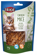 Trixie Premio Chicken Mice 50 g