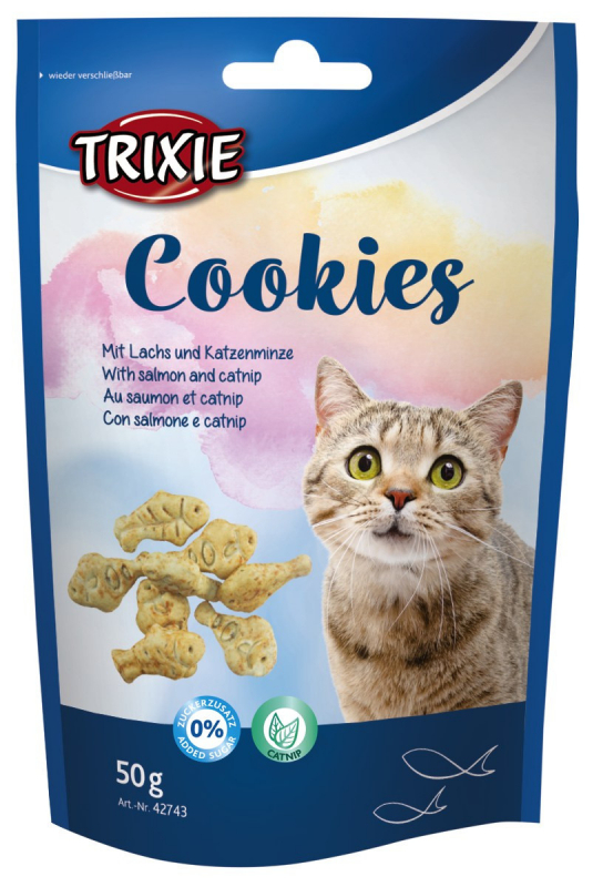 Trixie Cookies 50 g 4011905427430
