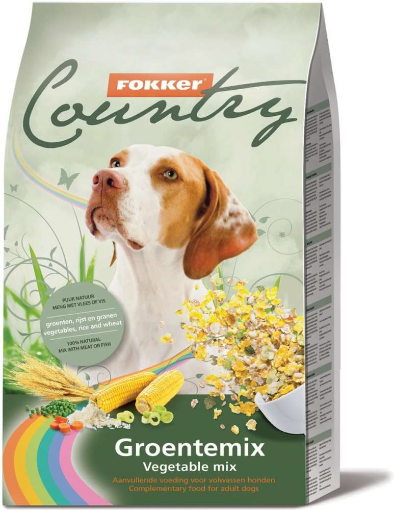 Fokker Country Vegetable Mix 6 kg