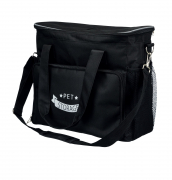 Trixie Borsa per Accessori Pet Storage, nero 38x35x17  cm