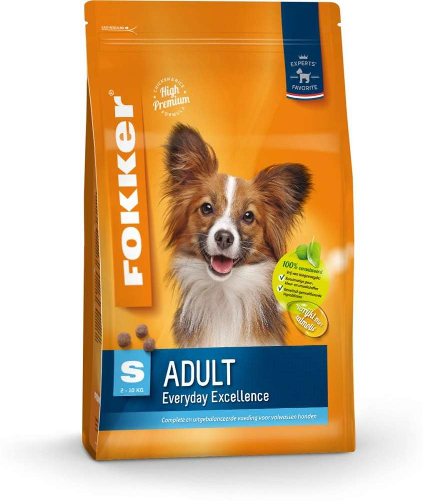 Premium Adult S from Fokker 2.5 kg, 7 kg buy online