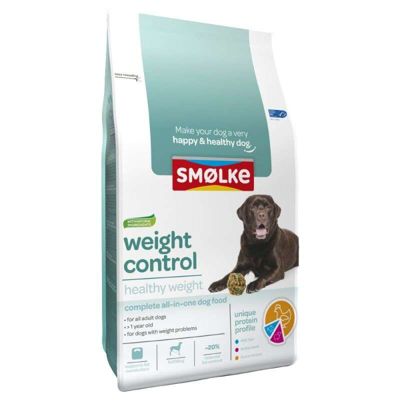 Smølke Weight Control Healthy Weight 3 kg 8710429018198 ervaringen