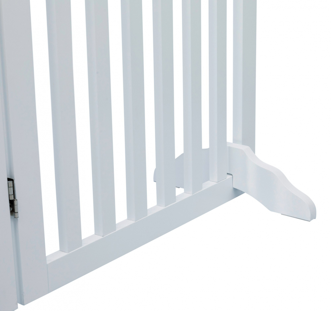 Trixie Dog Barrier with Door, 4 parts