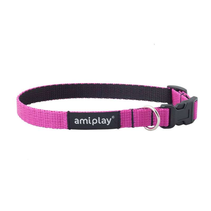 amiplay Regulierbares Halsband Twist L