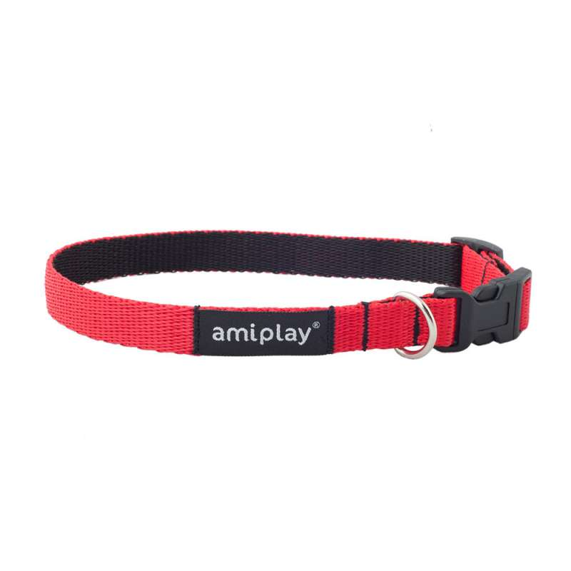 Amiplay Regulierbares Halsband Twist 5907563242814