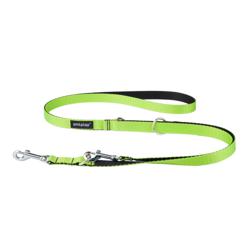 Amiplay Adjustable Leash 6 in 1 Twist EAN: 5907563242807 reviews