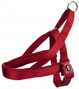 Premium Norwegian Harness Red