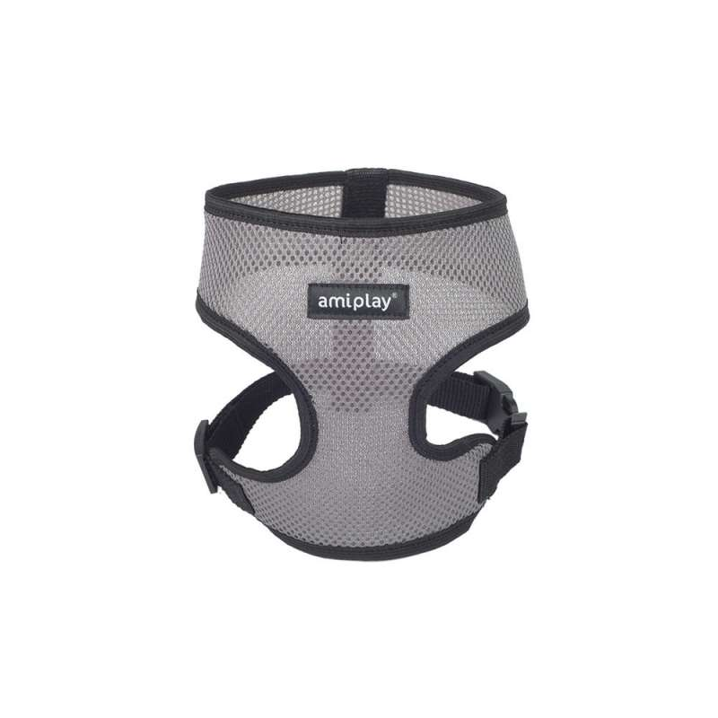 Amiplay Arnés Scout Air Gris XXL