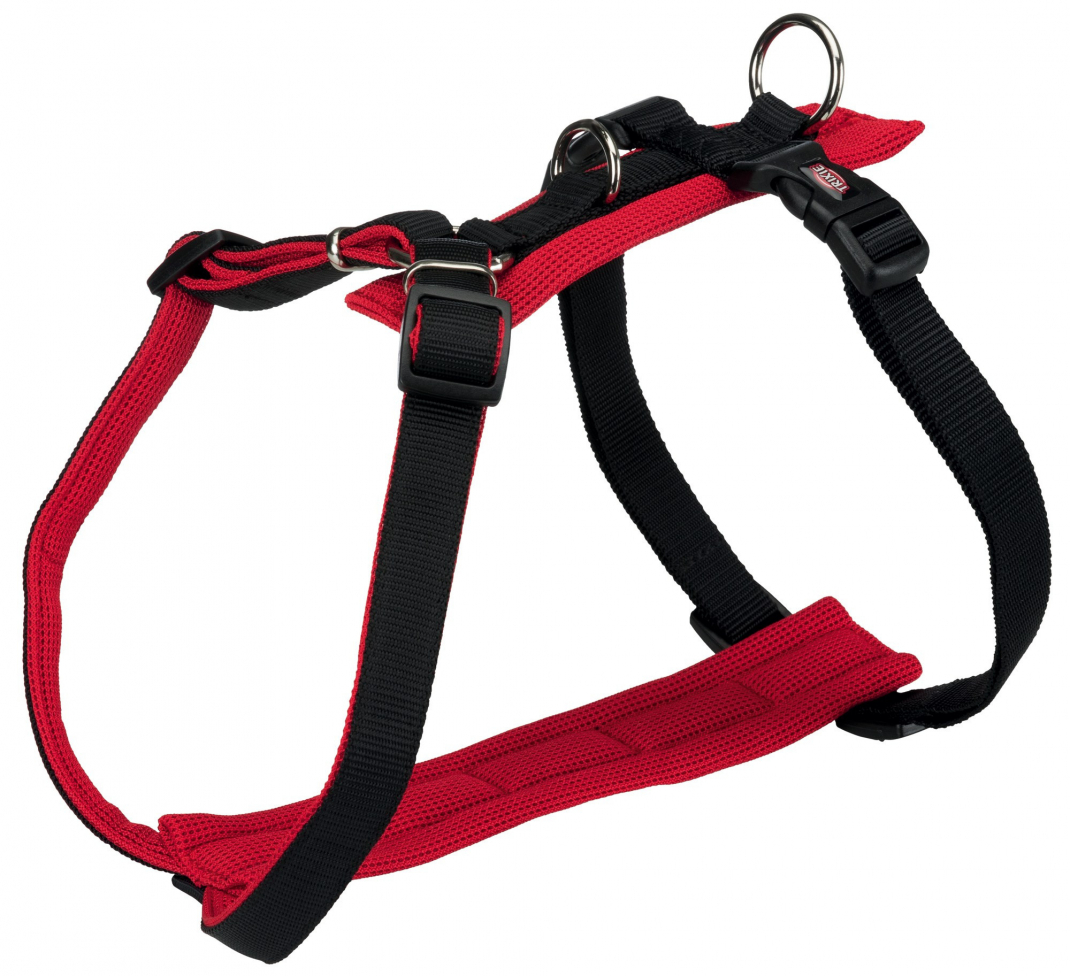 Trixie Comfort Soft Y-Harness Red L-XL buy online
