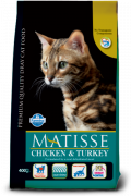 Matisse Chicken & Turkey - EAN: 8010276016010