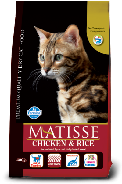 Farmina Matisse Chicken & Rice 400 g, 20 kg, 1.5 kg