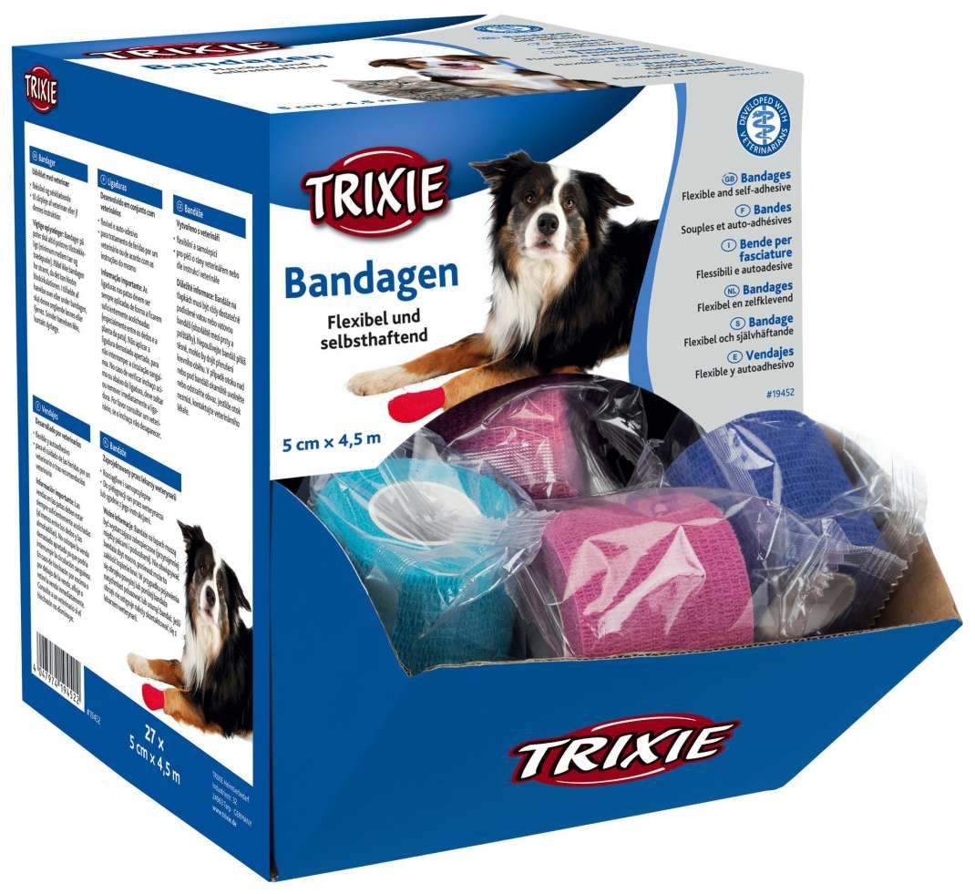 Trixie Assortiment de Bandes  4047974194522