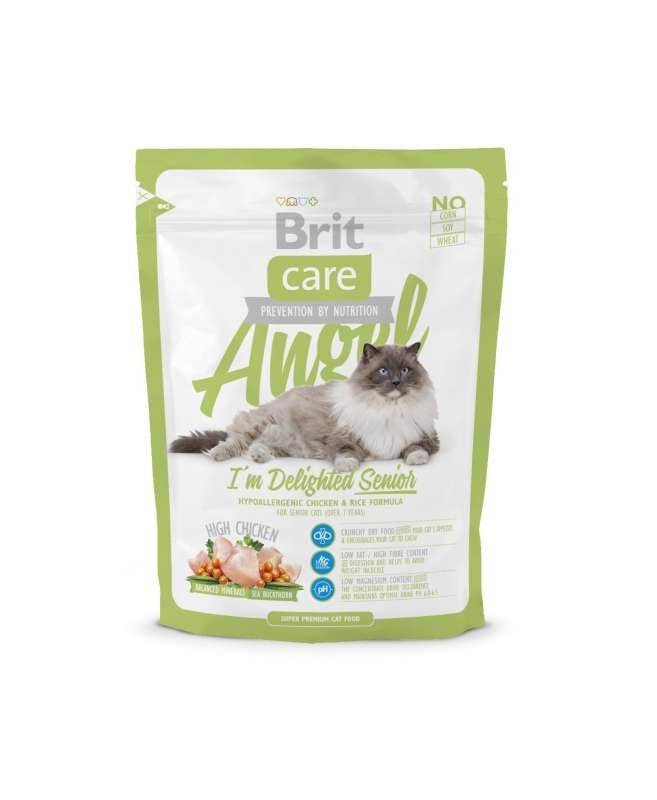 Brit Care Angel I'm Delighted Senior 400 g 8595602505807 opiniones