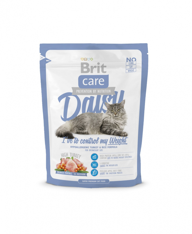 Brit Care Daisy I've to control my Weight 400 g