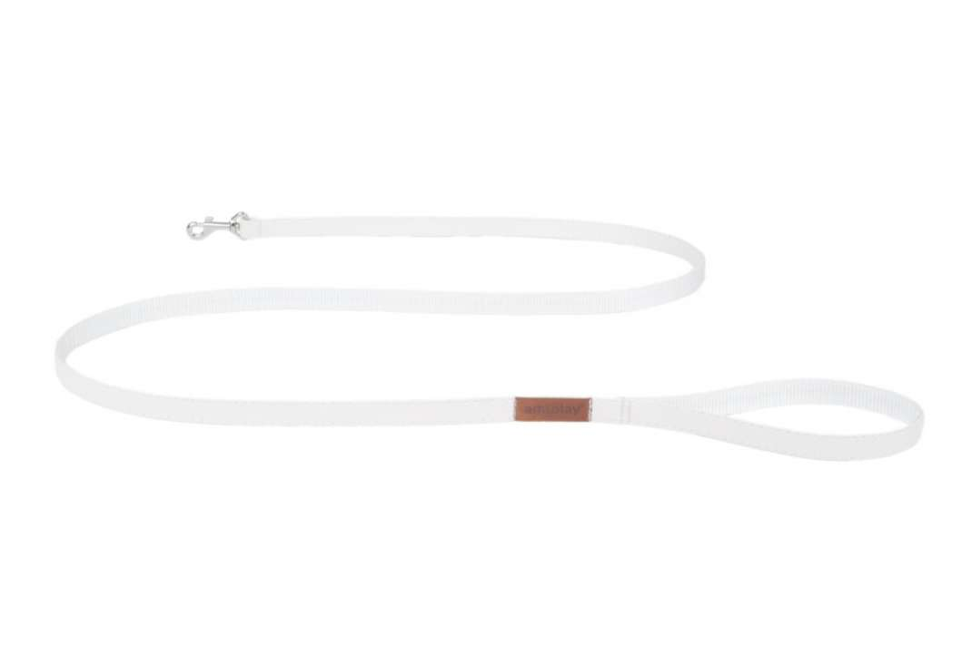 Amiplay Leash Lincoln White M buy online