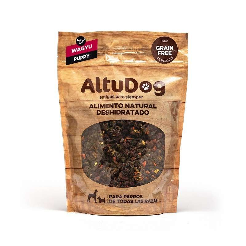 AltuDog Wagyu Grain Free Menu for Puppies 500 g, 250 g, 1 kg