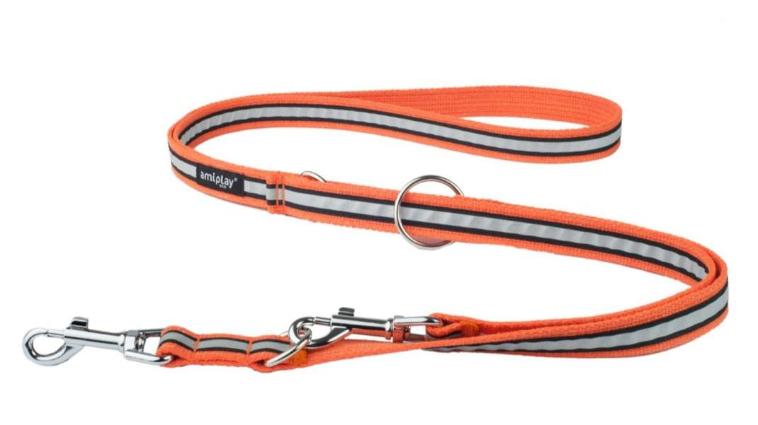 Amiplay Adjustable Leash 6 in 1 Cotton Shine EAN: 5907563243835 reviews