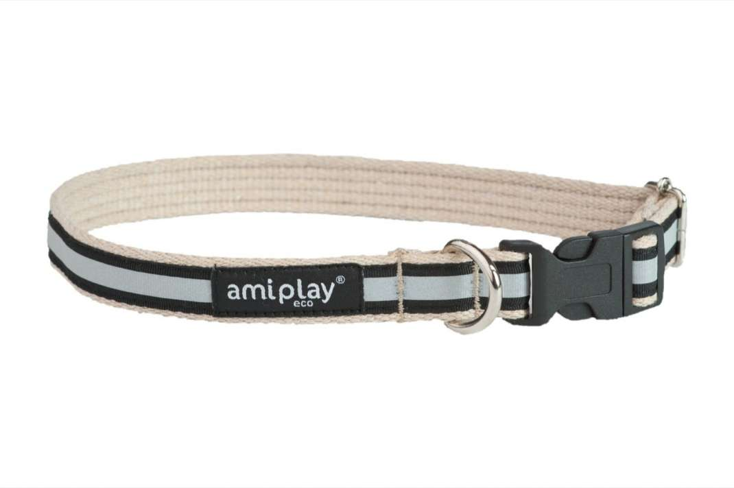 Amiplay Adjustable Collar Cotton Shine XL
