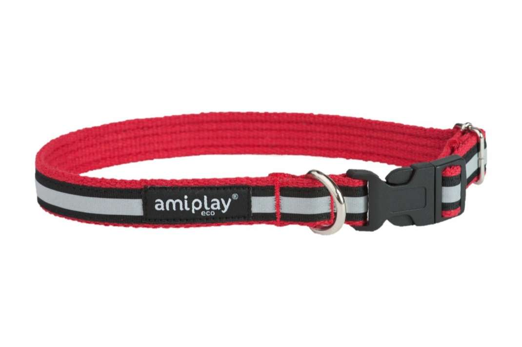 Amiplay Adjustable Collar Cotton Shine EAN: 5907563244115 reviews