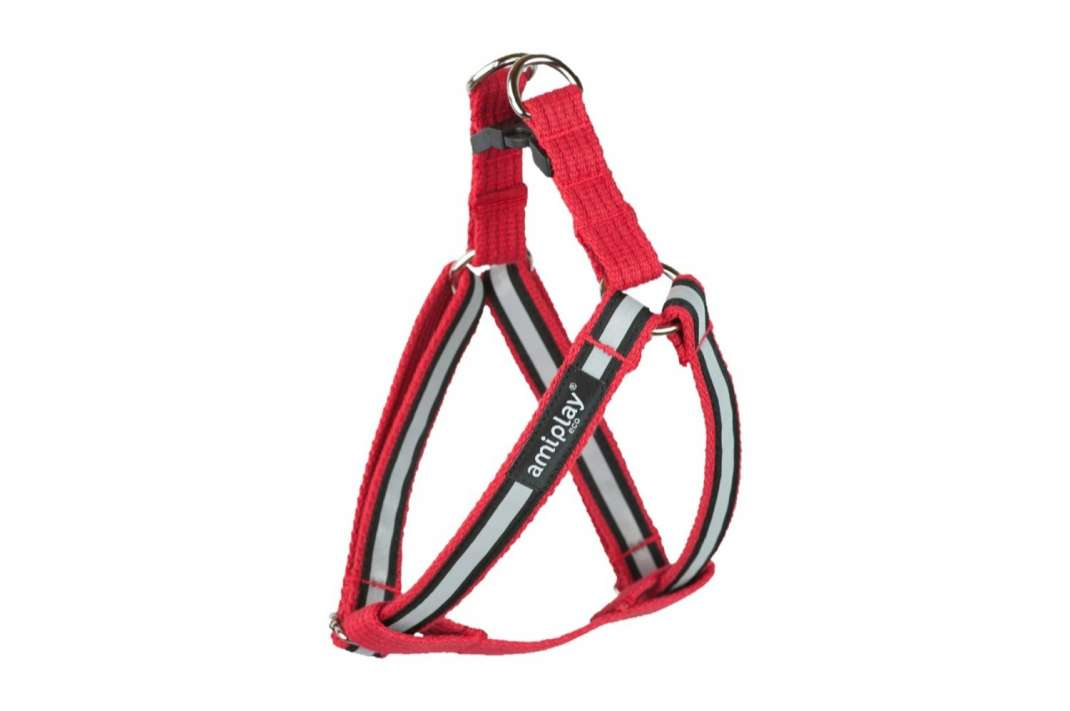 Amiplay Adjustable Harness Cotton Shine XXL