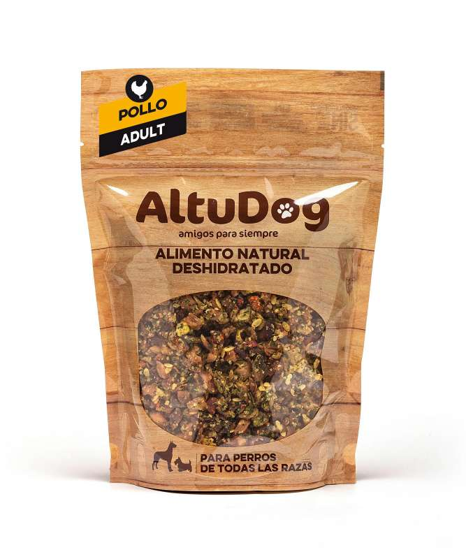 AltuDog Chicken Menu for Adult Dogs 250 g 843701165841 Erfahrungsberichte