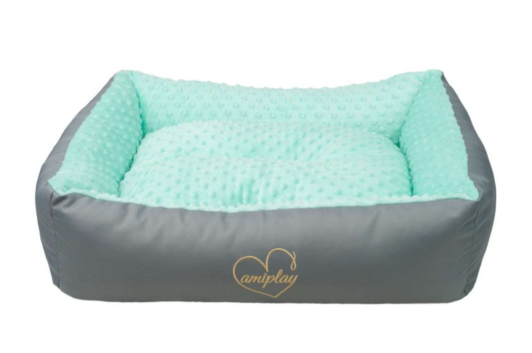amiplay Sofa 2 in 1 Babydoll  Aqua L