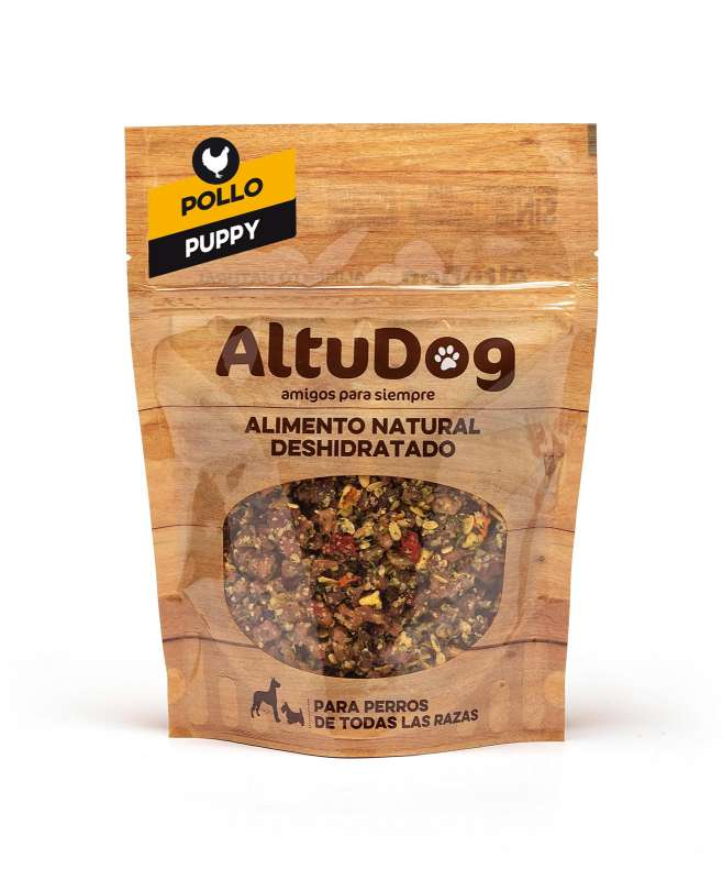 AltuDog Chicken Menu for Puppies 250 g 843701165842 Erfahrungsberichte