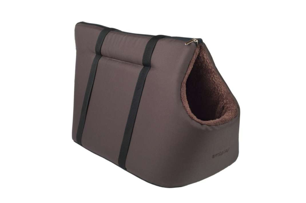 Amiplay Sac de Transport Aspen  Brun L