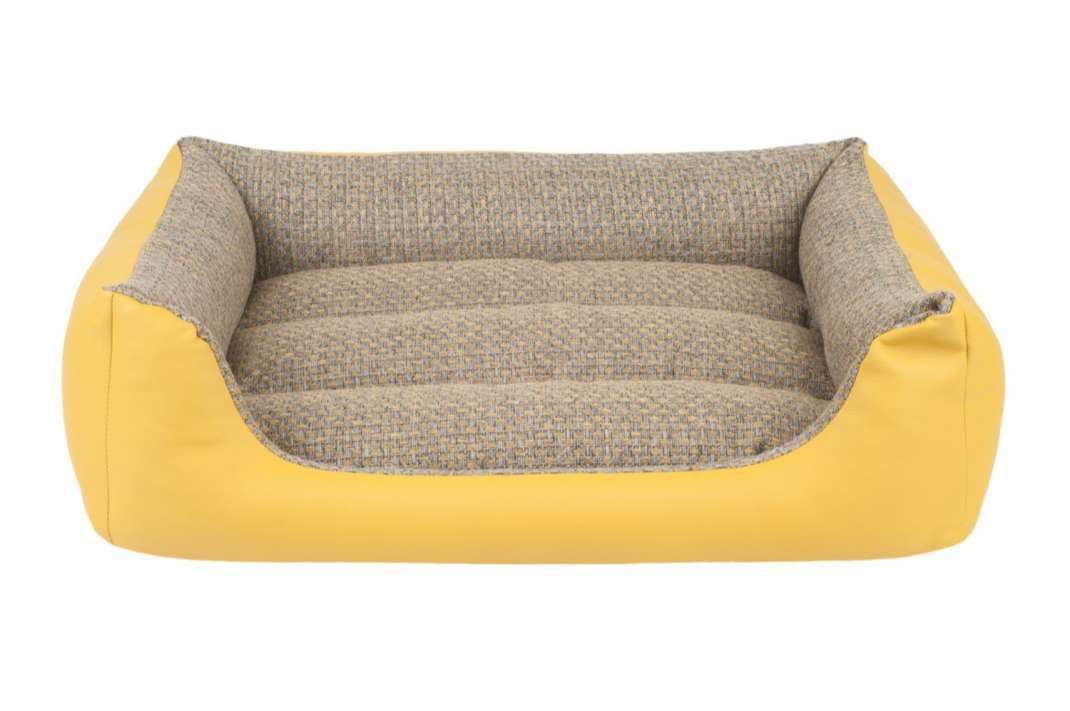 amiplay Sofa ZipClean 4 in 1 Morgan  Jaune XS