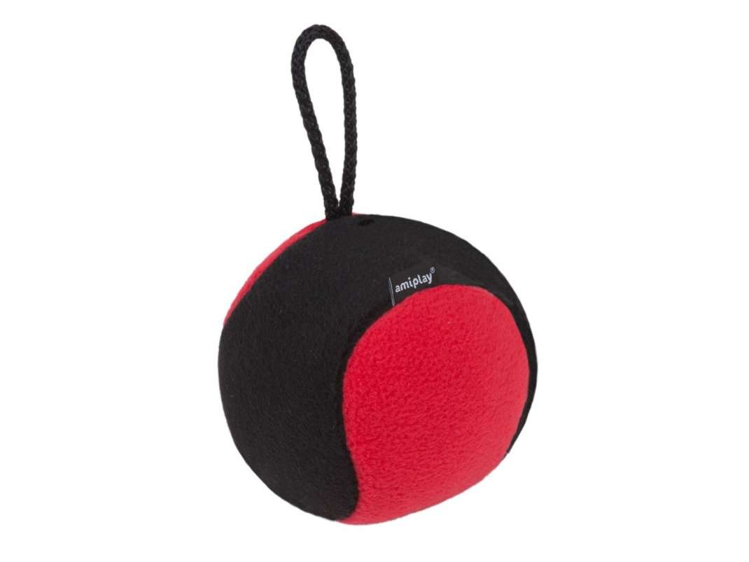 Amiplay Plush Squeaky Ball