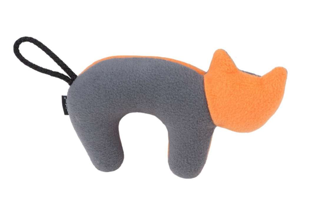 Amiplay Plush Squeaky Cat 19x12 cm