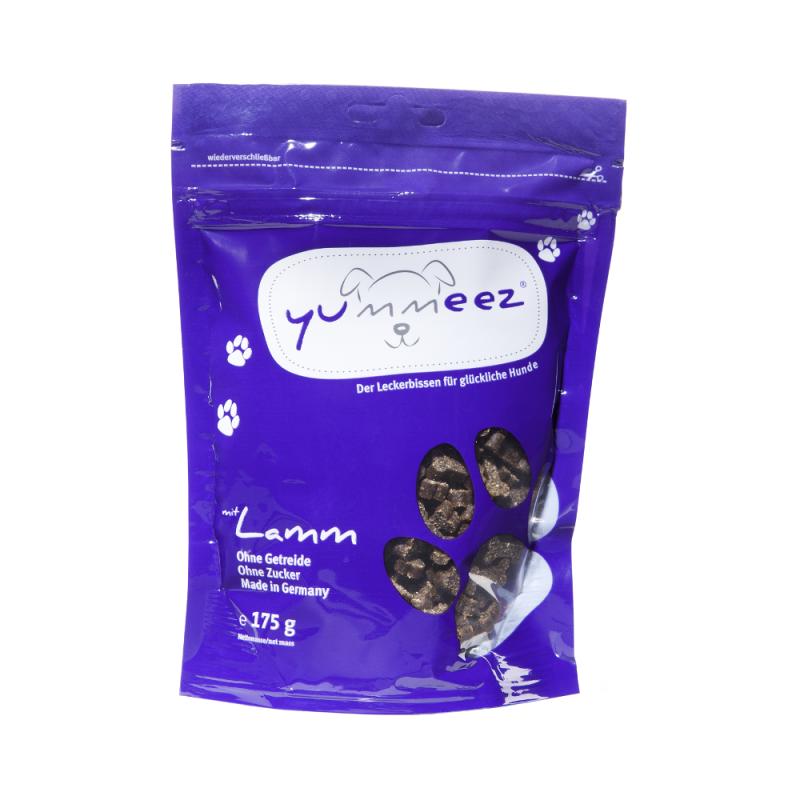 Yummeez Snack grain-free Lamb EAN: 4260101760838 reviews