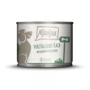 MjAMjAM Excellent Veal with steamed Courgettes 200 g