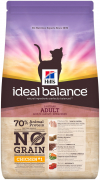 Hill's Ideal Balance Feline - Adult No Grain con Pollo e Patate 1.5 kg