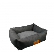 D&D HOME SOFA BAS Grigio scuro