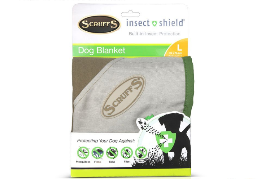 Scruffs Insect Shield Hundedecke 5060319937188