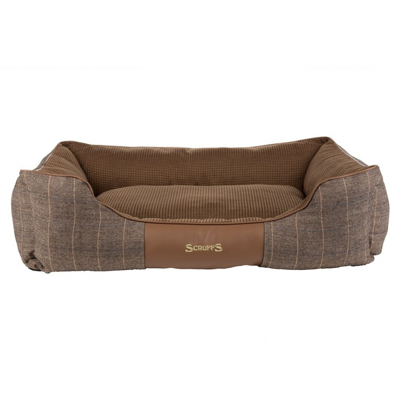 Scruffs Windsor Box Dog Bed L