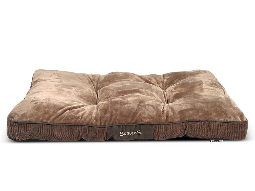 Scruffs Chester Mattress Dark brown L