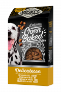 Voskes Delicatesse Snacks Cuits au Four Poulet 110 g